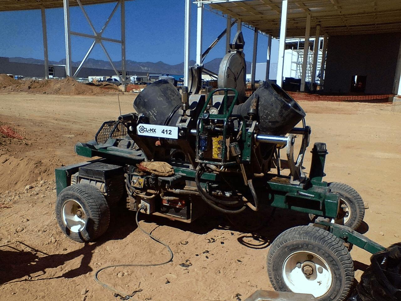 termofusion maquina 412